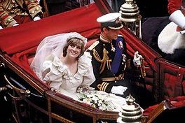 Lady Diana royal wedding