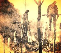 More nazi hanging war crimes