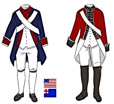 War Of Indepedence Uniforms