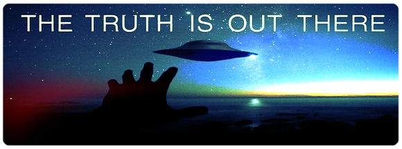the truth is out there x files