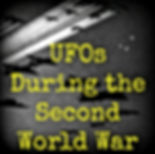 ufos during the second world war