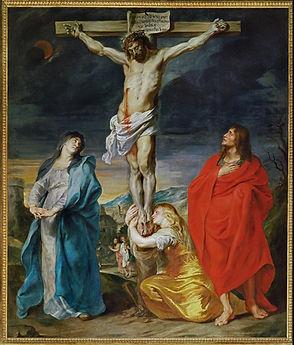 jesus mary magdalene crusifiction