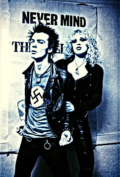 sid vicious nancy spungeon swastika the sex pidtols