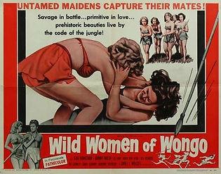 wild women of wongo