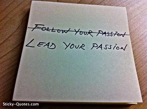 Lead Your Passion