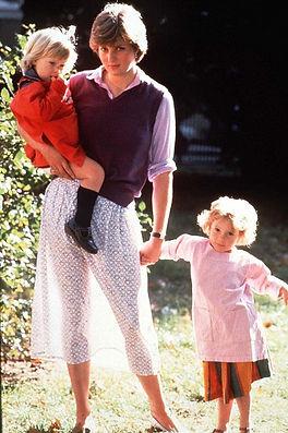 princess diana as nanny 1980