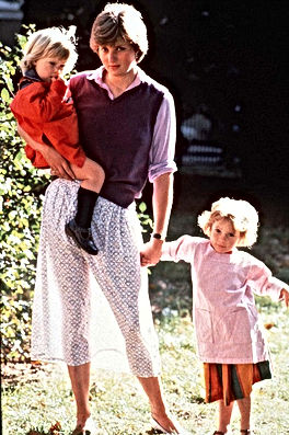 princess diana as nanny 1980