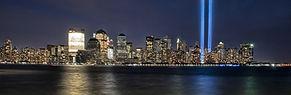 9 11 Memorial Lights