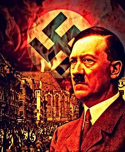 adolf hitler propaganda poster