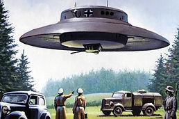 nazi ufo picture