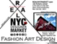 real nyc designer market fashion art design