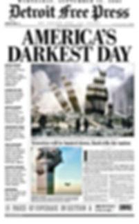 9/11 usa press reaction americas darkest day