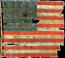 usa original flag?