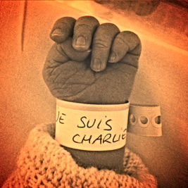 Je Suis Charlie' baby picture