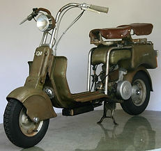 Lambretta Model B