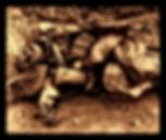 world war one decomposed german soldier