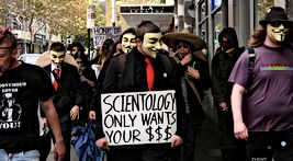 scientology only wants your dollars