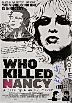 who killed nancy spungeon a film by alan g parker
