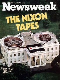 Newsweek The Nixon Tapes