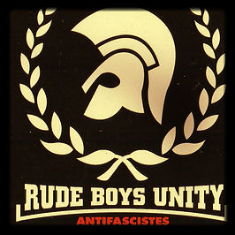 trojan rude boys unity anti fascists antifascistes
