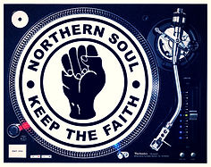 northern soul keep the faith classic turntable