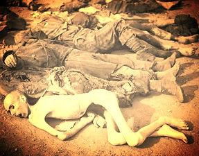 nazi concentration camp death