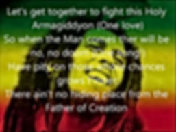 Rasta Lets Get Together To Fight This Holy