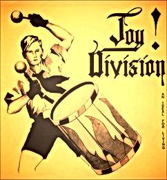 Joy Division Drummer Boy