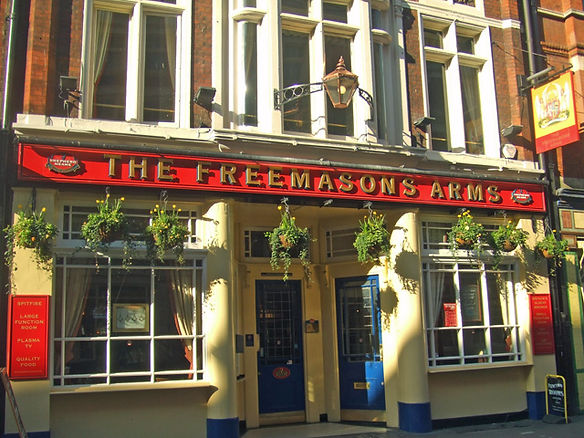 Freemasons Arms Long Acre