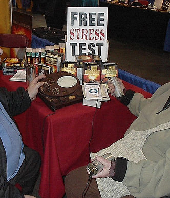 free scientology stress test
