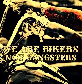 Hells Angels We Are Bikers Not Gangsters