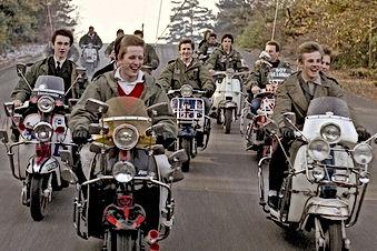 Quadrophenia Scooters