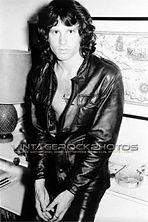 Jim Morrison Leather