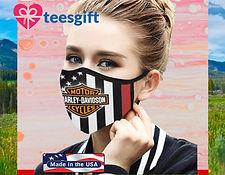 Harley-Davidson-America-Flag-Face-Mask-G