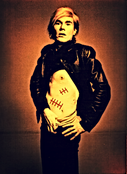Andy Warhol Scars