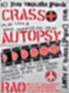 crass autopsy