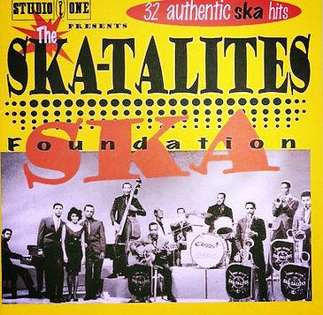 studio one presents the skatalites ska foundation 32 authentic ska hits