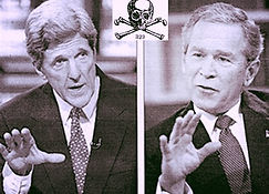 skull and bones 322 george bush john kery