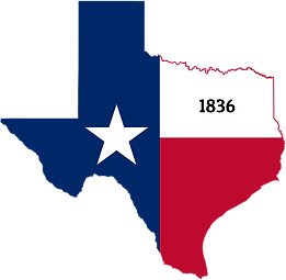 texas lone star state flag state 1836