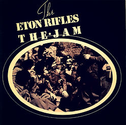 1979 the jam eton rifles record cover