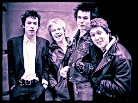 sid vicious the sex pistols