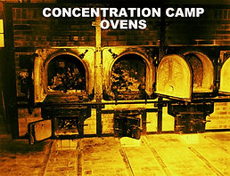 concentration camp ovens