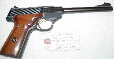 gary gilmores gun