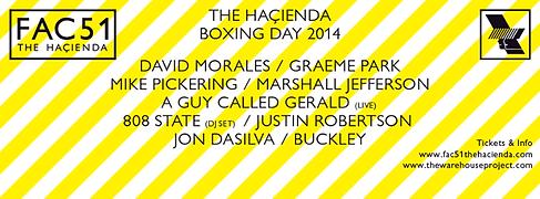 fac 51 the hacienda boxing day bash 2014