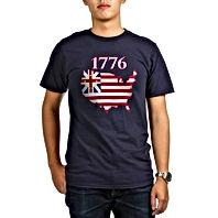 1776 USA STATES T Shirt