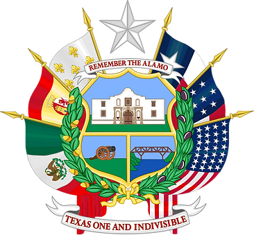 texans remember the alamo texas one and indivisable
