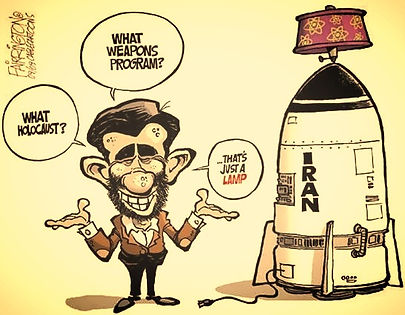 iran domestic nuclear power cartoon what weapons of mass destruction