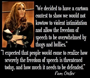 pam geller feedom of speech cartoon contest good on her