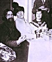 rasputin sweet talking the ladies