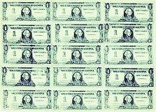 Andy Warhol 1 Dollar Bills